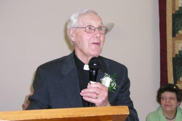 Tribute to the Rev. Canon Michael Hankinson